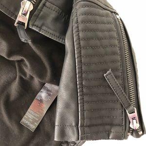 Top Shop Black Moto Jacket